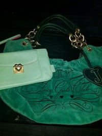 Juicy purse and wallet.  Firm price  Phoenix, 85029