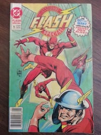 DC comic book Flash Special Stafford, 77477