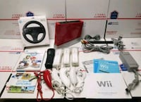 Red 25th Anniversary Wii with extras Oakdale, 55128