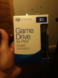 Ps4 2TB memory hardrive unopened box  Port St. Lucie