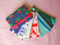 blue, green, and red floral textile Mumbai, 400067