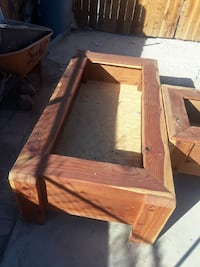Redwood Planter Box  Brawley, 92227