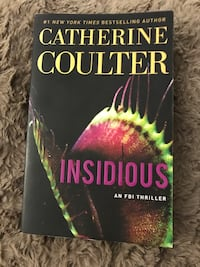 Insidious by Catherine Coulter book