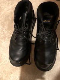 Black good year boots size 11 Baltimore, 21218