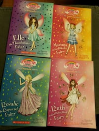 Rainbow Magic - The Storybook Fairies ($4 Each)  Toronto, M5J 3B1