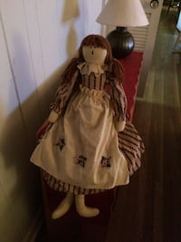Cloth Doll Decatur, 30034