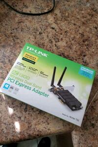 TP link wireless adapter pcie Vancouver, V5M 2G4