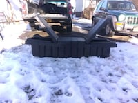 Tough tool box for back of the truck plastic will not rust Syracuse, 13208