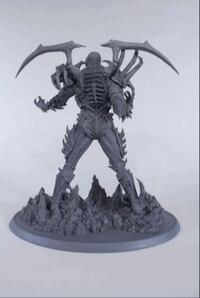 Curse of the Spawn Resin Statue- Unpainted Artist' Richmond Hill, L4B 4V9