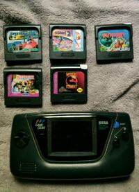 Sega game gear 536 km