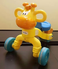 Little tike riding toy