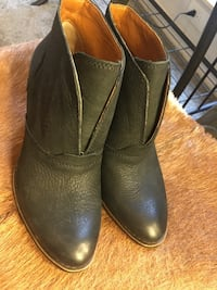 Size 7 Lucky leather booties Mount Juliet, 37122