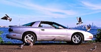 Pontiac FIREBIRD T-Top V6 with ONLY 44+K-miles! New York