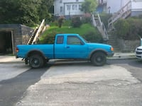 1994 - Ford - Ranger 5 speed Vandergrift
