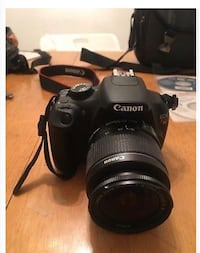 Cannon rebel t5 brand new $250 Calgary, T1Y 1V8
