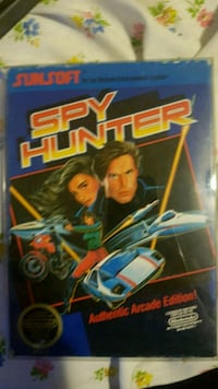 Spy Hunter Nintendo Toronto, M9N 1X7