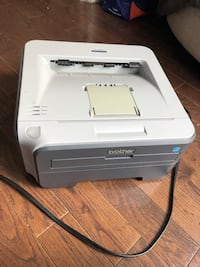 white and gray HP desktop printer Newmarket, L3Y 1B2