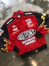 MUST SELL TODAY! DUPONT NASCAR FLAME JACKET SIZE LARGE Santa Monica, 90401
