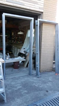 Metal door frames  Toronto