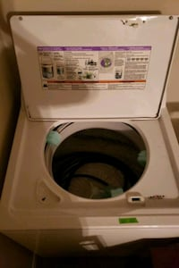 white front load washing machine Woodbridge, 22192