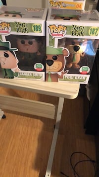 Limited 5000 piece yogi bear pop