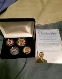 Obama Change Collection - First Mint Coins Fairfax, 22031