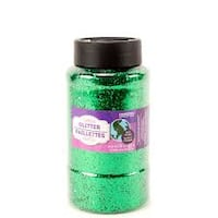 NOW $4 from $6 NEW *** RETAIL $9 + tax at Walmart where purchased ** Large 16 oz. Green Glitter
