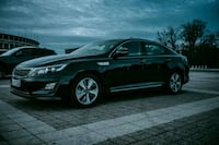 Kia - Optima Hybrid Spirit CVVT 2.0 Berlin