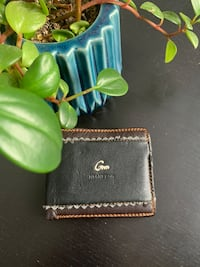 Leather Wallet - lots of pockets Sherwood Park, T8A 2P9