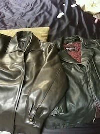 His and hers leather jackets Oakley, 94561