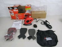 Black & Decker MS500CB Mouse Sander/Polisher-New Springfield, 22151