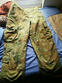 OCP pants (Medium-Short) Fort Bliss, 79906