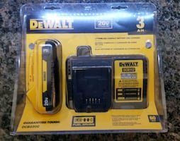 DeWalt DCB230C Battery & Charger