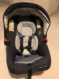 Graco fast action click connect travel system St Catharines