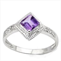 Purple amythest and diamond ring Spring Hill, 34608