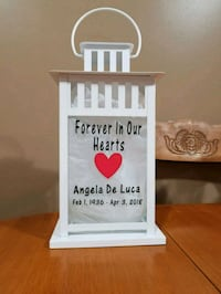 Personalized Lanterns for Mothers Day Hamilton