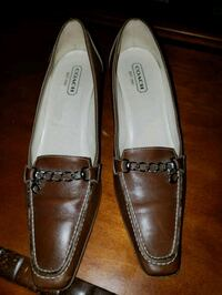 pair of brown leather loafers Lake Worth, 33460