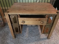 Antique Library Table Greeley, 80634