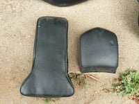 black and gray car seat cover Bremerton, 98310