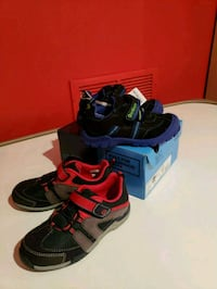2 pairs new with tags toddler boy shoes  Marlboro Township, 07751