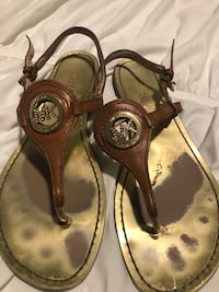 Size 9 Michael Kors sandals  Altamonte Springs, 32701