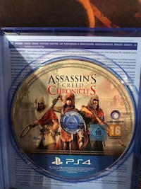 Assassin's Creed Chronicles 6051 km