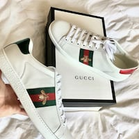 Gucci Ace Bee Embroidered  Toronto, M6G