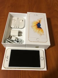 iPhone 6s 128GB Factory unlocked - Gold - open Box Casselberry, 32707
