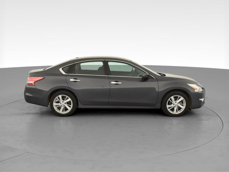 2013 Nissan Altima sedan 2.5 SV Sedan 4D Gray  12