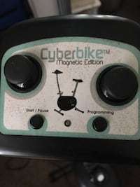 Cyberbike Magnetic works with wii