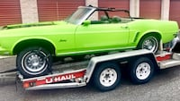 """1969 Big Block Convertible with AC """"Ford Mustang"""" Middletown"""