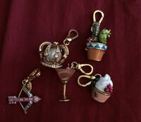 Juicy couture charms California