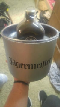 Jager bottle chill bucket