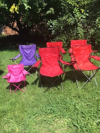 Folding chairs  Alexandria, 22303